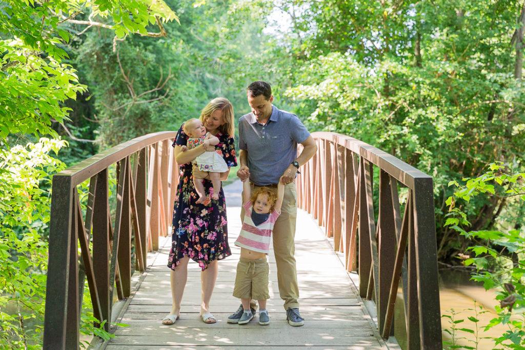 Family portrait photography in Lambertville, NJ