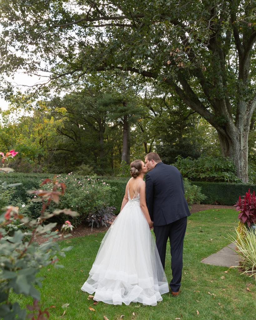 Elegant wedding at Morris Museum, Morristown, NJ