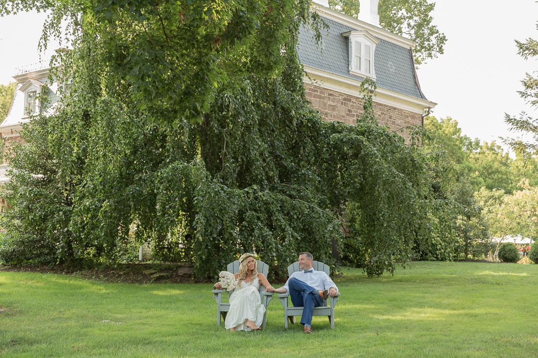 Micro Wedding at Woolverton Inn, Stockton, NJ