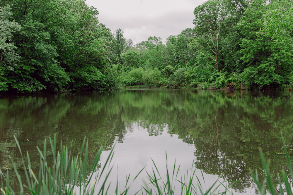 Mountain Lakes House preserve in Princeton NJ by Laura Billingham Photography